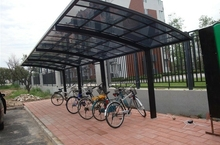 polycarbonate sheet for bicycle