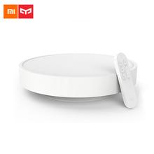 Buy 2017 Original Xiaomi Yeelight Colorful Moon Shape Led Ceiling Light Lamp Smart APP Bluetooth WiFi Double Control IP60 Dustproof for $70.06 in AliExpress store