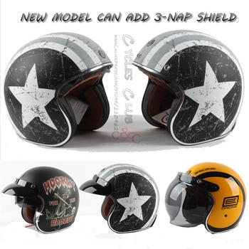 TORC MOTO helmet casco capacetes vintage motorcycle helmets cafe racer helmet scooter torc t-57 motorcycle helmet china