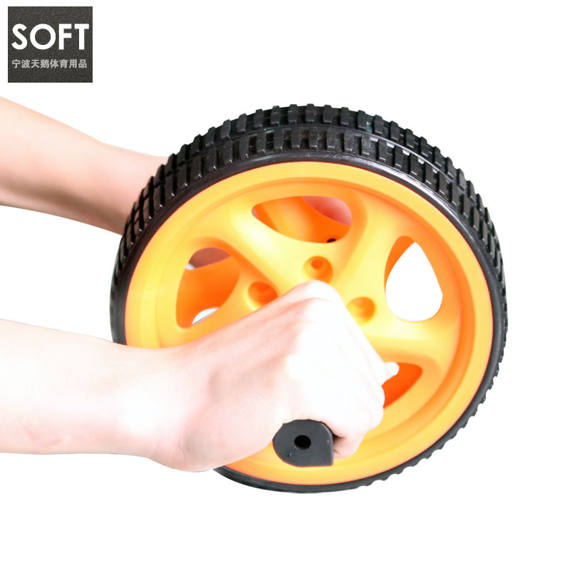 come Ab wheel abdominal abdomen drawing sports indoor household lose weight fitness equipment - Honey Bee store