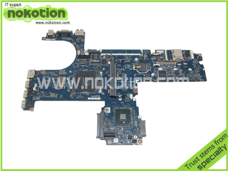 laptop motherboard for hp probook 6540B 593842-001 intel HM57 GMA HD DDR3<br><br>Aliexpress