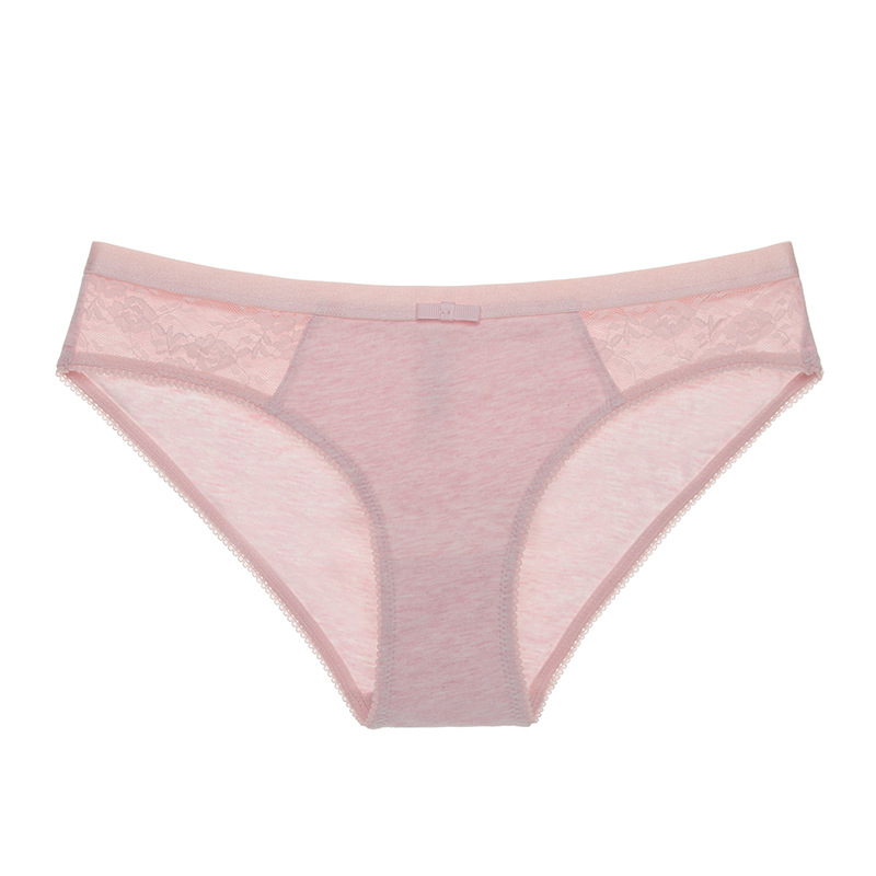 women's underwear briefs 100% cotton fabric sexy seamless panty sexy underwear natural cotton briefs(China (Mainland))