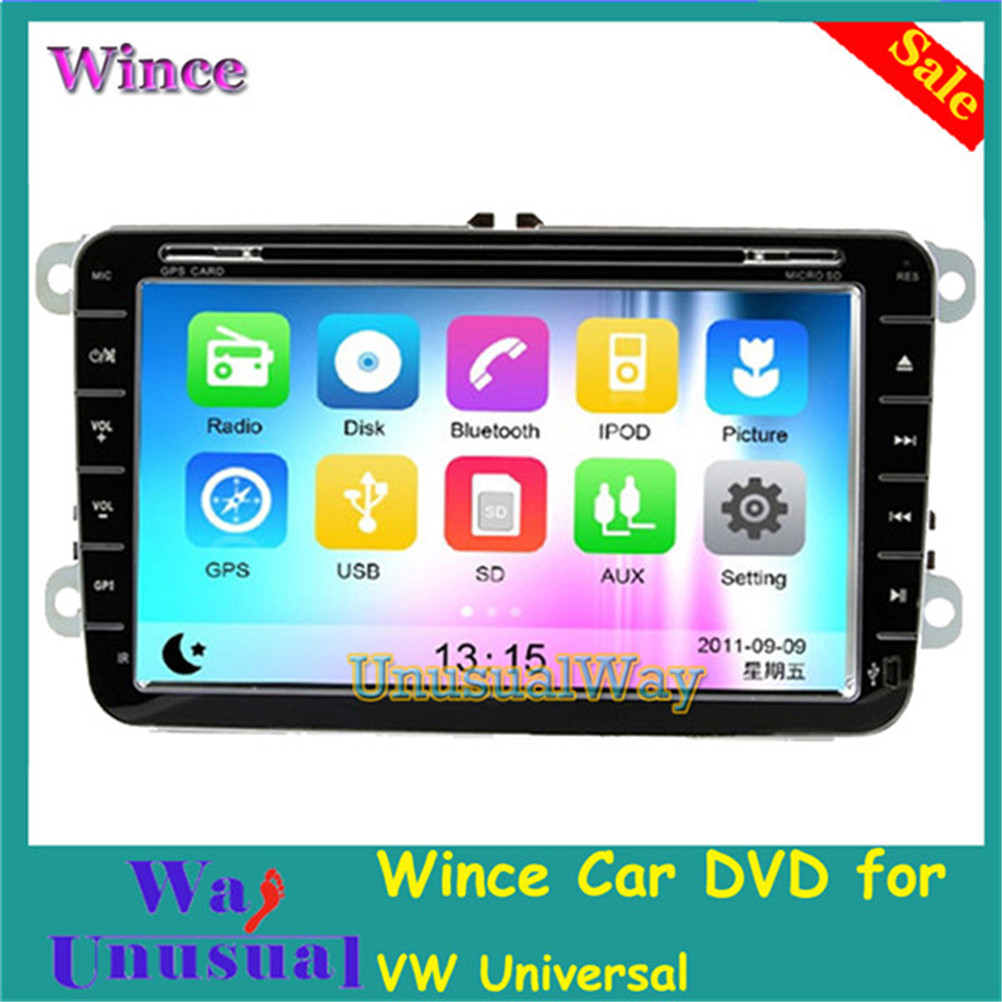Newest Wince 6.0 Car DVD Player for AMAROK(2010-2011)SEAT LEON CUPRA(2005-2010)JETTA(2006-2011)TIGUAN(2007-11) 800*480(China (Mainland))