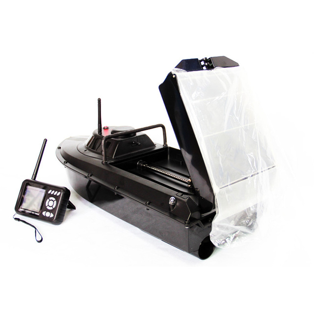 Newest Fishing Boat  Jabo 2B JABO 2BL Remote Control Bait Boat w/  Fish Finder And Lipo Battery -Upgrade JABO-2B JABO-2BS