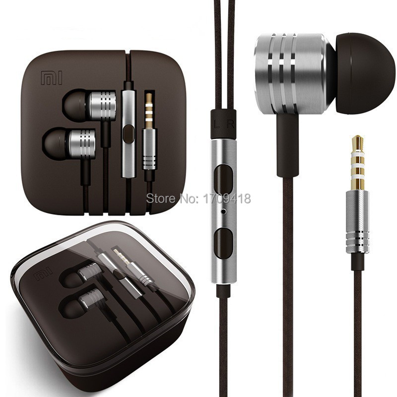 Earphones Stereo 3.5mm Jack Bass Ear noise isolating Headphones MP3 MP4 Android Mobile Phone MIC Headsets - TANCOM Company store