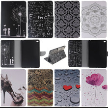 For Apple iPad Mini 4 Cover Case Smart Wallet PU Leather Stand protective Case Cover for iPad Mini4 With Card Slots(China (Mainland))