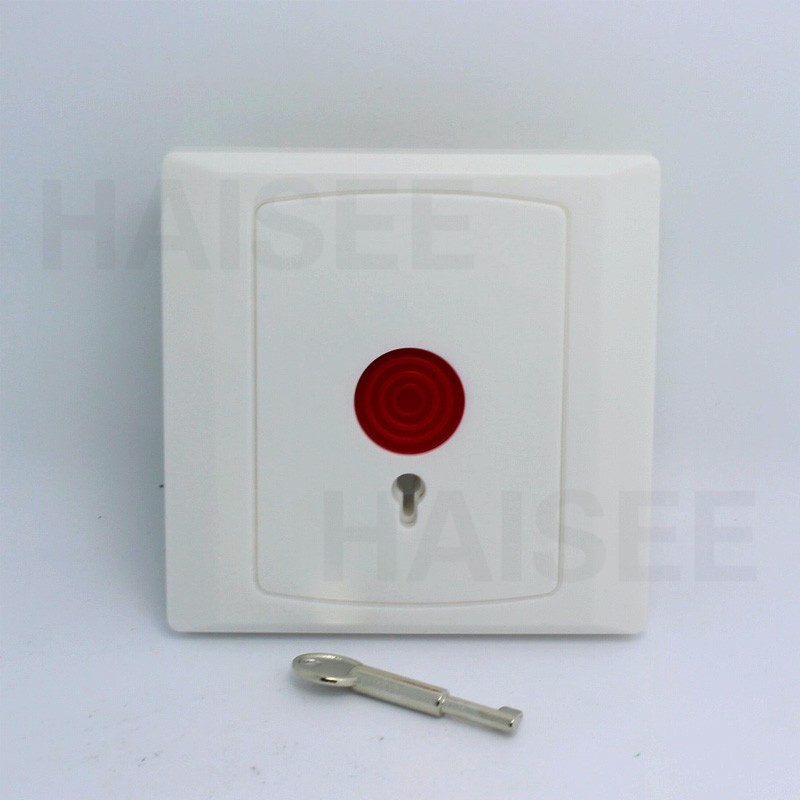 A Lot 10 PCS NC/NO options panic button plastic switch use for alarm system emergency swtich(China (Mainland))