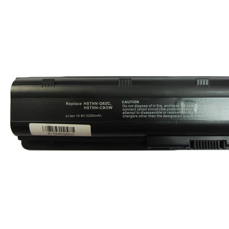 5200mAH Battery for hp Pavilion g6 dv6 mu06 586006 321 nbp6a174b1 586007 541 586028 341 588178