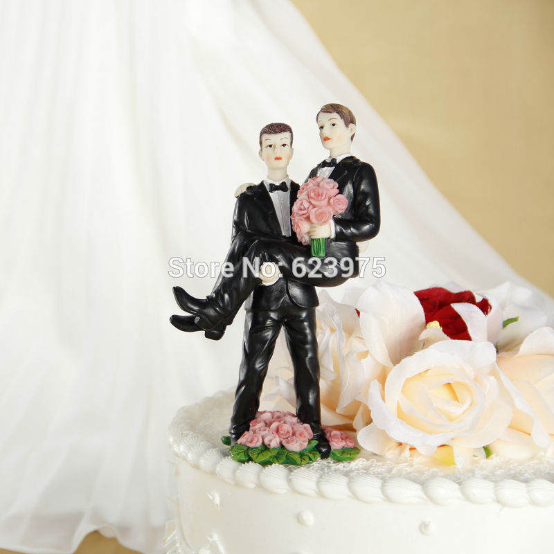 Gâteaux de mariage gay