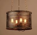 4 Heads Nordic Creative Industrial Vintage Art Iron Pendant Lamp Coffee Shop Restaurant Loft Style Pendant