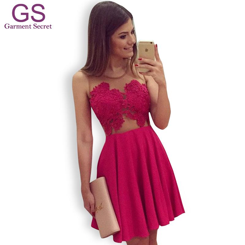 2015 New Fashion Rose Lace Dress See Through Mesh Vestidos Women'S Roupas Free Shipping Tank Chiffon Ball Gown Women Clothing(China (Mainland))