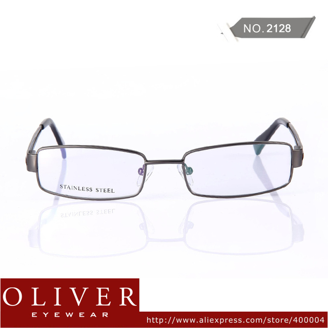 2013 New Fashion Men Glasses Frames Full Frame Eyewear Stainless Steel Material Optical Frame Free Shipping!