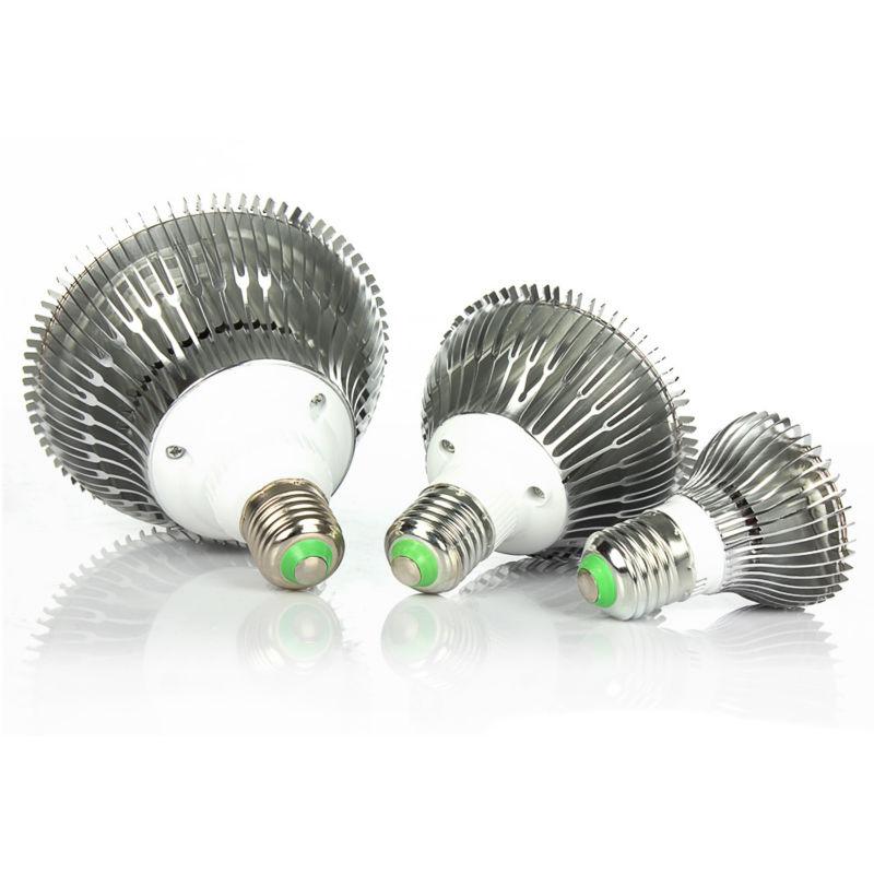 1PCS E27 30W 50W 80W Led Grow Light Full Spectrum AC85-265V Hydroponic LED Plant Lamp Indoor Growth LED Bulb for Flower Veg Tent