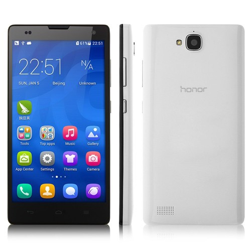 "Original Huawei Honor 3C Quad Core Android Smartphones 4G-LTE FDD LTE WCDMA WIFI GPS 8.0MP Camera 5""IPS 2GB RAM 16GB ROM(China (Mainland))"