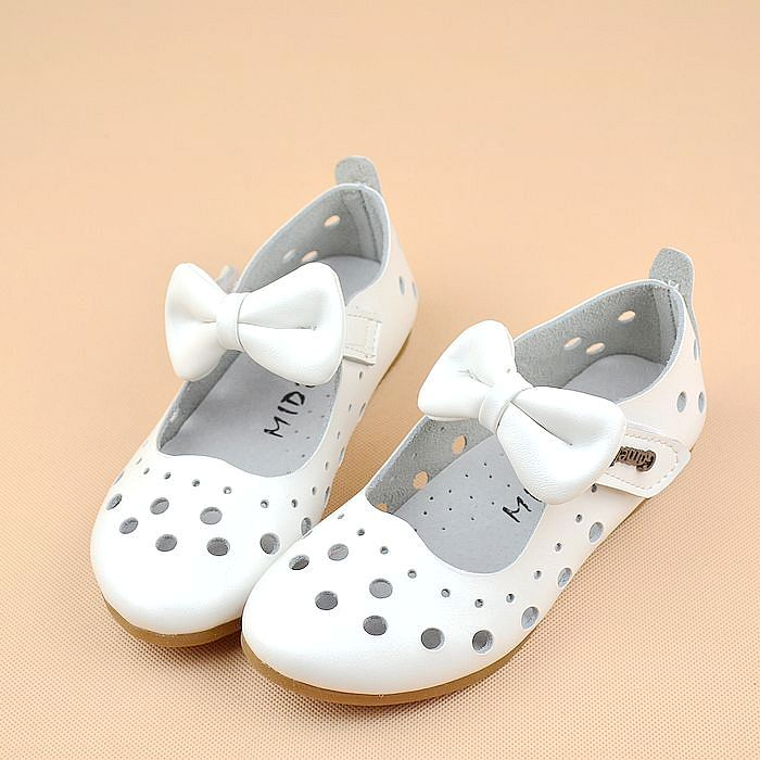 2014 summer girls shoes bow pearl sandals child princess - ABC KIDS store