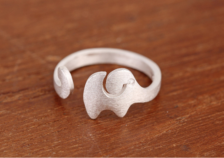 Elephant Wedding Ring Elephant Rings For Women