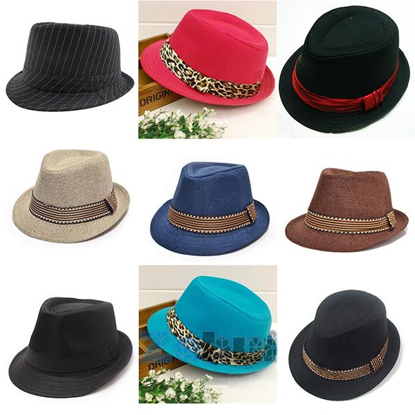 Baby Boy Girl Jazz hat Topper Toddler Kids Children Cap Hats(China (Mainland))