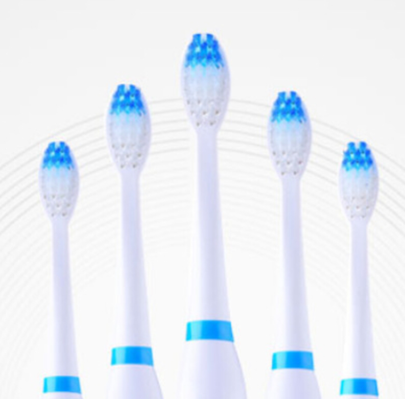 Acoustic wave Spinbrush Head Electric Toothbrush Precision Clean Oral Dental Care Replacement Promotion Products Spinbrush Head(China (Mainland))