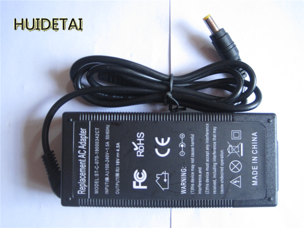 16V 4.5A 72W AC /DC Power Supply Adapter Battery Charger for IBM ThinkPad X40 X41 E530 130 235 240X 240Z 390 340(China (Mainland))