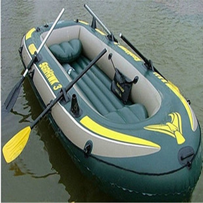 Buy intex seahawk 4 person inflatable for 4 person fishing boat
