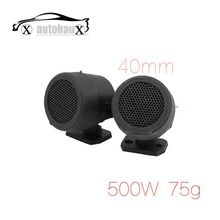 500 Watt Dome Car Tweeters Stereo Audio Speakers Univereal all automotive 2015 Christmas Discount 50(China (Mainland))