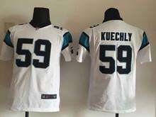 100% stitched youth Carolina Panthers children 59 Luke Kuechly Embroidery Logos size S to XL,camouflage(China (Mainland))