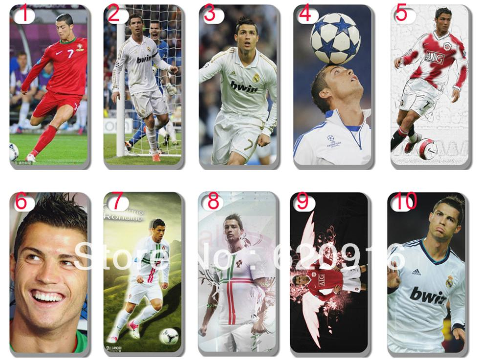 football star Cristiano C Ronaldo case hard back cover iphone 5 5s 5th 1+  -  yuncheng case store