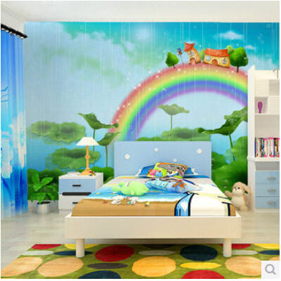 Mural Children 39 S Bedroom Wallpaper Mural Male Girl