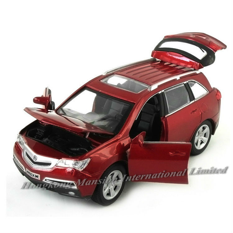 2019 1:32 Alloy Diecast Metal Car Model For Acura MDX