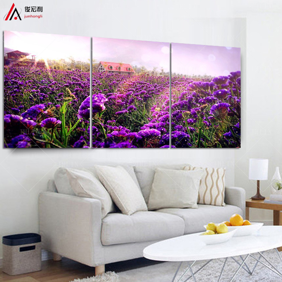 lavendel bild kaufen billiglavendel bild partien aus china lavendel bild lieferanten auf. Black Bedroom Furniture Sets. Home Design Ideas