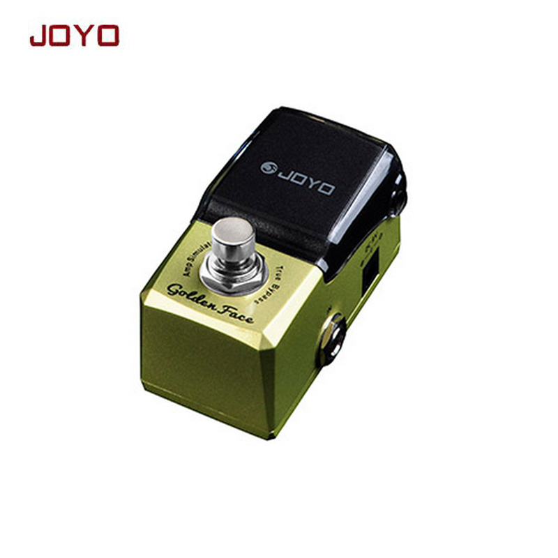 JOYO NEW IRONMAN JF-302 drive boost booster guitar effect pedal high-power overdrive MINI metal shell ture bypass free shipping(China (Mainland))