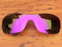 Plasma Purple Mirror Polarized Replacement Lenses For Antix Sunglasses Frame 100% UVA & UVB Protection