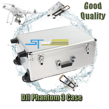 5 Pcs DJI phantom 3 outdoor protection box drone case FPV quadcopter toys Low Shipping
