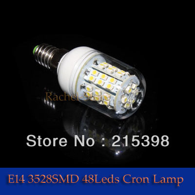 5pcs Supernova Sales  e14 LED 3W 48 3528led  4W 27LED 5050chip 5w 30LED 7W 48LED  10w  69 leds