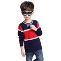 2016 Autumn Kids Boys Clothes New Brand Knitting Kids Boys Sweaters Fashion Cotton Casual Children s