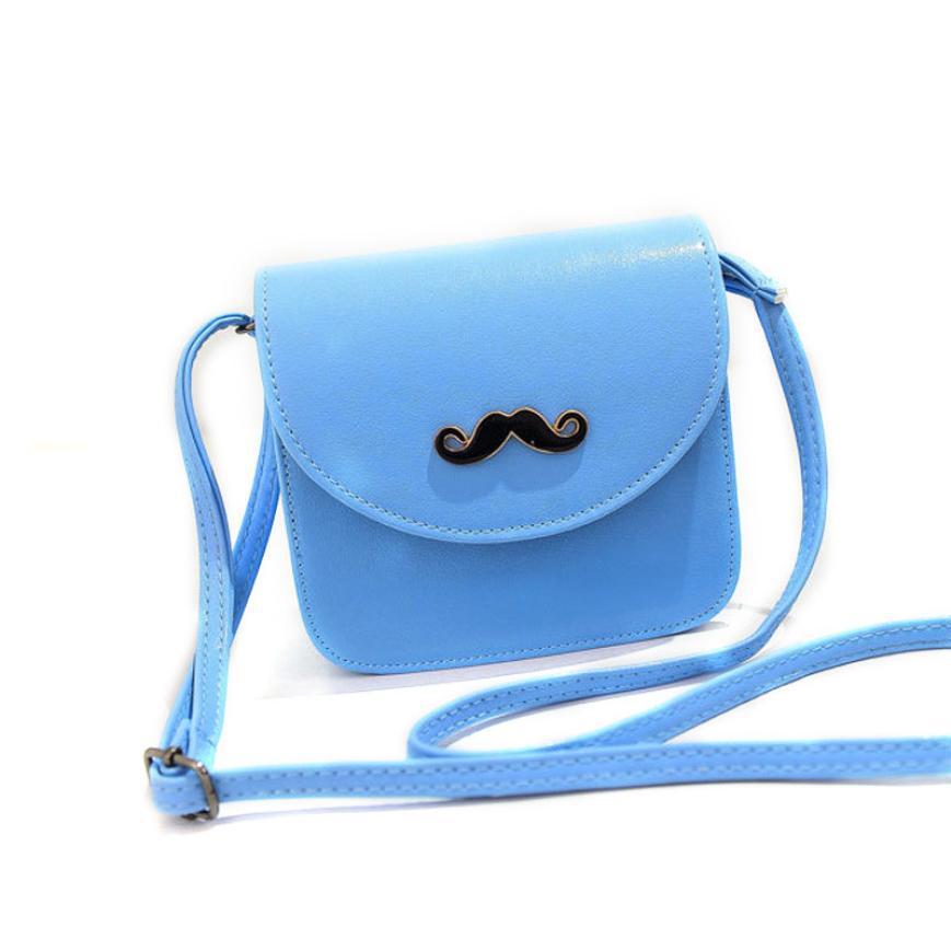 Panic Buying women leather handbags sweet candy color beard tote purse messenger bags bolsa feminina #5698(China (Mainland))