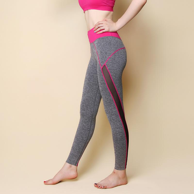 Women Gym Fitness Sports Slim Pants For Female Running Leggings Workout Sport Girls Bodybuilding Lulu Clothes Clothing Legging<br><br>Aliexpress