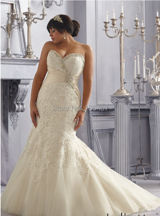 2014 new custom color weddingdress sweetheart embroidery for Colored plus size wedding dresses