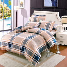 Cartoon lovely Tower pattern bedding sets pink linen Egyptian cotton Queen twin Full Double King size duvet cover set pillowcase(China)