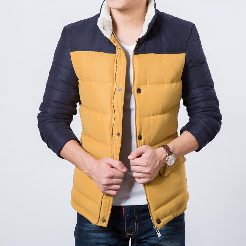 winter men jacket winter jacket men men jackets Long Mai 2015 winter explosion models men's cashmere coat padded 7701 (M-3XL) P7(China (Mainland))