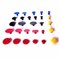 Hot New PDR Glue Puller Tabs Dent Tabs Suction Cup Paintless Dent Repair Tools Car Dent