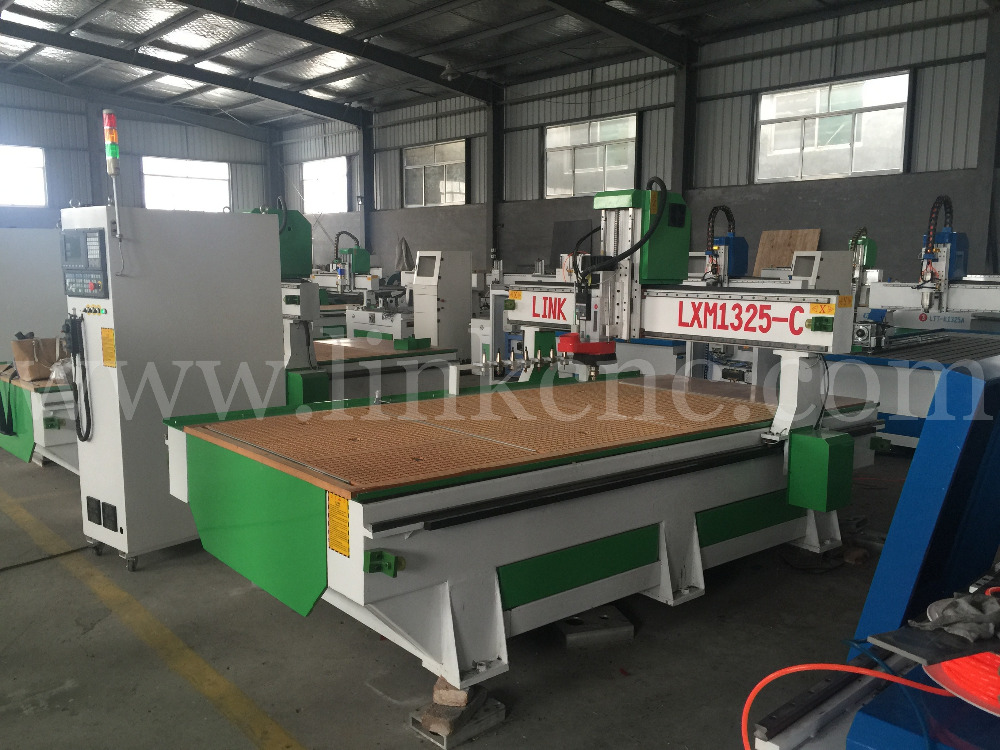 China d cnc wood milling machine router