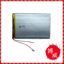 3.7V lithium polymer battery large capacity flat battery 3200mah 4070110 mid Li-ion Cell
