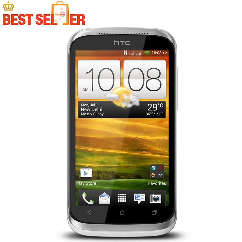 t328e Original Unlocked HTC Desire X T328e 4.0'' 3G phone Android WIFI GPS 5 MP Camera Dual-core Cell phone Free Shipping(China (Mainland))