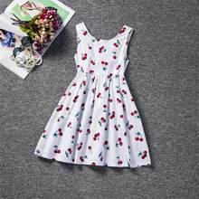 2019 г. Летние платья для девочек; Одежда для девочек; нарядные платья принцессы на свадьбу; элегантные торжественные От 4 до 6 лет; костюм для д...(China)