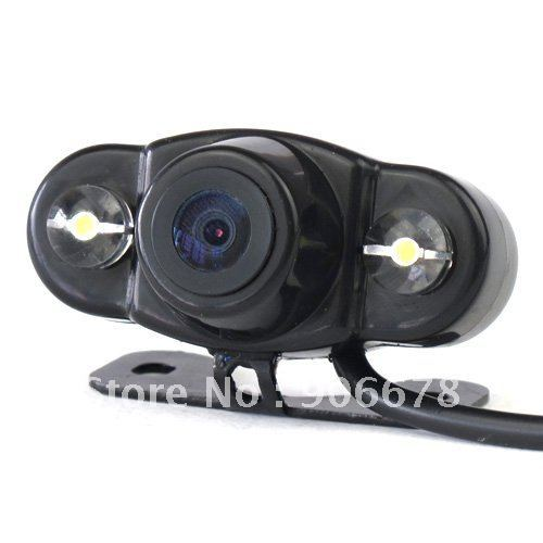 Car rear view 170 angle mini camera for NTSC system#2414