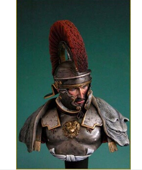 Roman generals 2 1/10 Scale Resin Bust Figure Model Kit Free Shipping(China (Mainland))