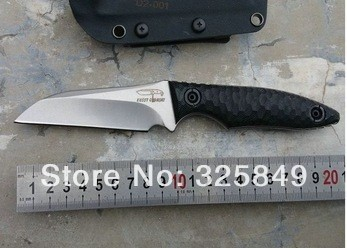 Free shipping 2014 New! BUSSE hunting knife camping knife tactical knife outdoor tool D2 steel k sheath(China (Mainland))