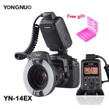 Buy YONGNUO YN-14EX TTL Macro Ring Lite Flash Speedlite Light Canon 5Ds 5Dsr 760D 5DIII 6D 7D 60D 70D 700D 650D 600D MR-14EX for $99.00 in AliExpress store