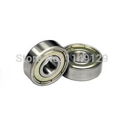 5PCS Lot Geeetech 608 ZZ ABEC 5 8X22X7 608Z Miniature Ball Bearings 3D printer
